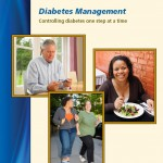 Image of Diabetes Management book cover for Healthcare Engagement