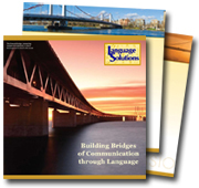 Language Solutions brochure St Louis services