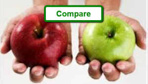compare apples to apples when buying translation services