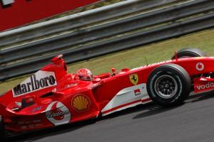 Ferrari F1 Spa - 2004 - Copyright JTetteroo