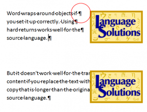 Example of word-formatting-best-practices-for-translation