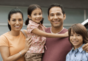 Hispanic family consumer trust