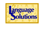 Logo of Language Solutions, Inc. for Foreign Language Interpreting