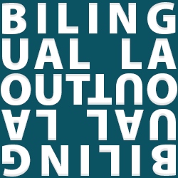 Cover of Bilingual Layout Post