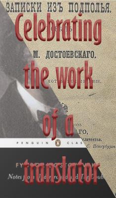 Celebrating the work of a translator