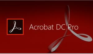 Adobe Acrobat DC Pro logo