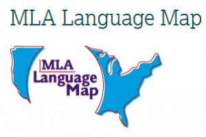 MLA Language Map logo