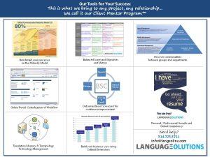 Benefits of an external translation provider
